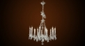Luxury antique angel crystal chandelier,residential lighting,pendent lamp