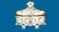 large size Fancy Jewelry box (dolomite)