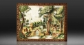 European style wall picture frame, countryside theme
