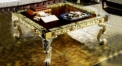 golden royal coffee table, 2 size