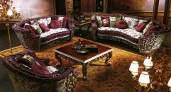European style sofa set