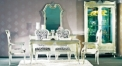 Silver Fox Style Dining Room Set