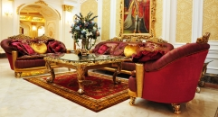 Imperial living room set, sofa set