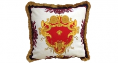20'' Imperial Top Quality Sofa Cushion Luxury Medusa Decorative Soft Pillow